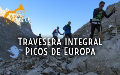 Travesera Integral Picos de Europa